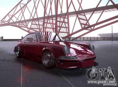 Porsche Carrera RS para GTA San Andreas