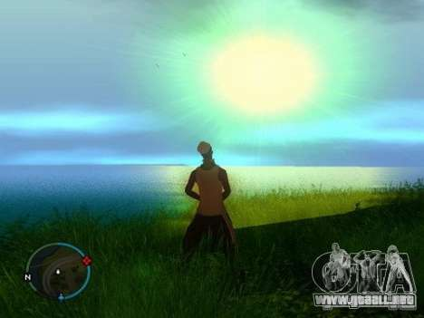Project Reality mod beta 2.4 para GTA San Andreas tercera pantalla
