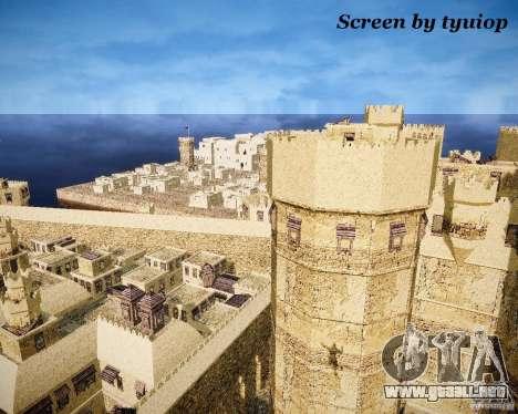 Ancient Arabian Civilizations v1.0 para GTA 4 novena de pantalla
