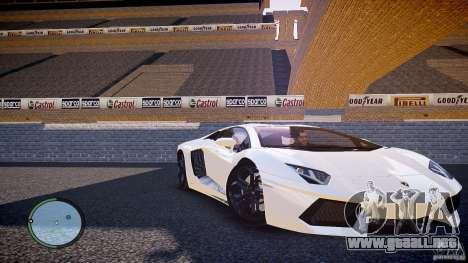 Lamborghini Aventador LP 700-4 para GTA 4 visión correcta