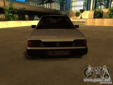 FSO Polonez Caro para la visión correcta GTA San Andreas