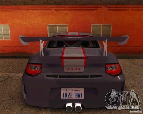 Improved Vehicle Lights Mod v2.0 para GTA San Andreas octavo de pantalla