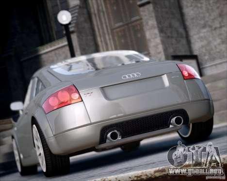 Audi TT 2004 para GTA 4 left