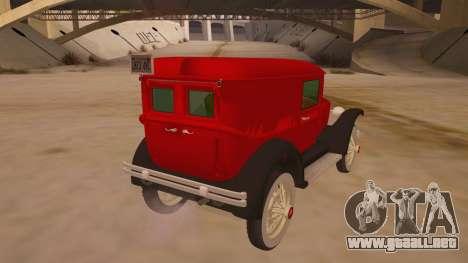 Pearce 1931 para la visión correcta GTA San Andreas