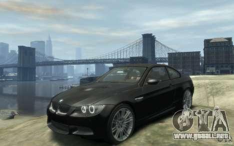 BMW M3 E92 2008 para GTA 4