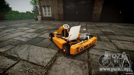 Karting para GTA 4 vista interior