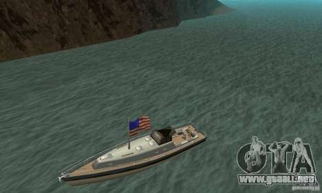 USA Marquis para GTA San Andreas