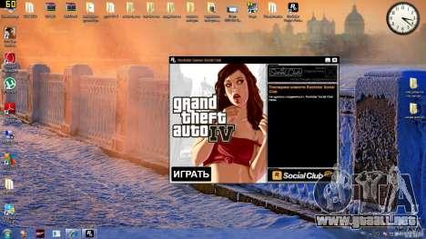 Crack para GTA 4 segundos de pantalla