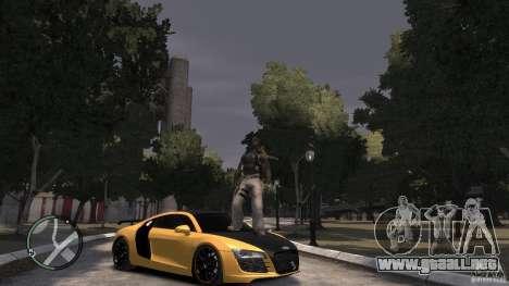 50 Cent para GTA 4 segundos de pantalla