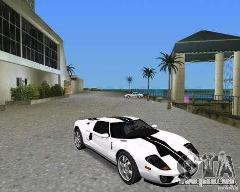 Ford GT para GTA Vice City