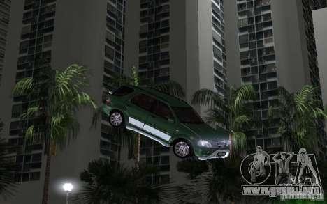 Mercedes-Benz ML55 Demec para GTA Vice City left