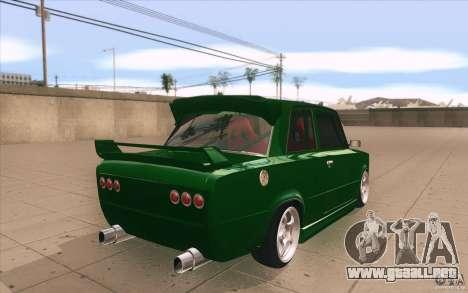 Deporte Lada VAZ-2101 para vista lateral GTA San Andreas