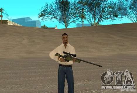 L118A Collection Wooland para GTA San Andreas