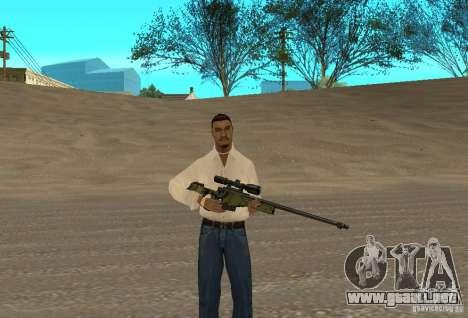 L118A Collection Wooland para GTA San Andreas