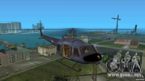 Maverick Bell-Huey para GTA Vice City left