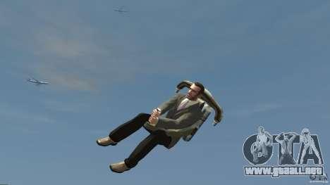 Jetpack para GTA 4