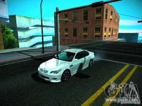 ENBSeries V4 para GTA San Andreas segunda pantalla