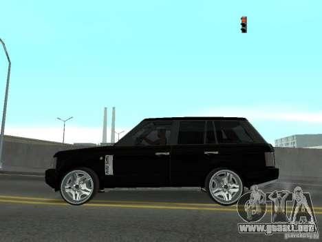 Luxury Wheels Pack para GTA San Andreas séptima pantalla