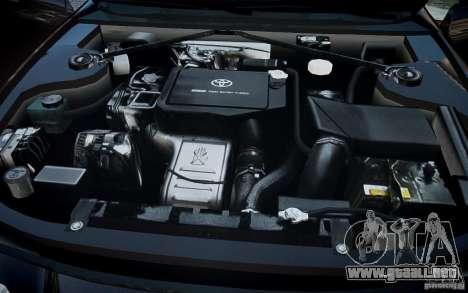 Toyota Celica GT-FOUR para GTA motor 4