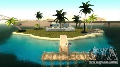 Diegoforfuns Modern House para GTA San Andreas tercera pantalla