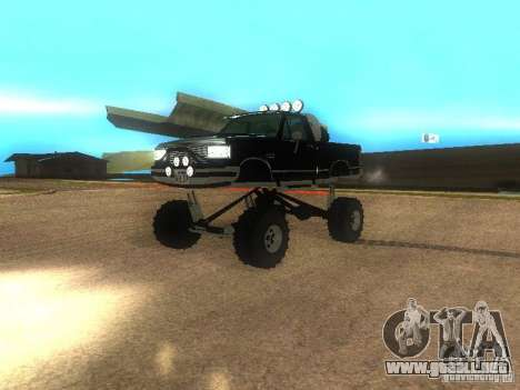Ford F150 Off-Road para GTA San Andreas