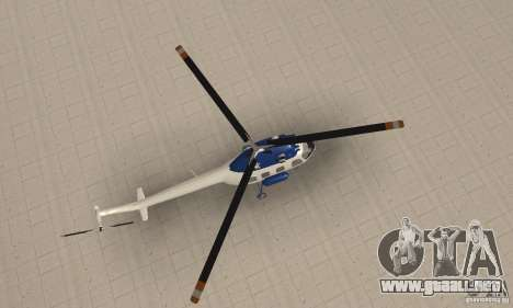 Mi-2 canales para la visión correcta GTA San Andreas