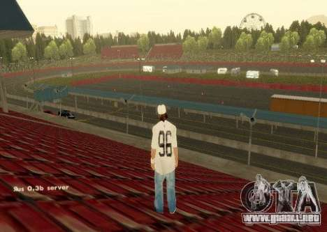 Nascar Rf para GTA San Andreas