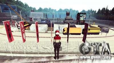 Miytomi para GTA San Andreas sucesivamente de pantalla