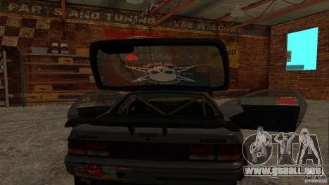 GTA Shift 2 Mazda RX-7 FC3S Speedhunters para la visión correcta GTA San Andreas