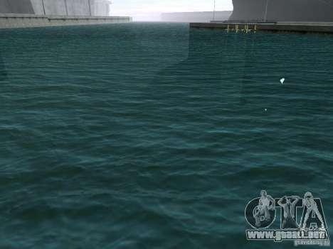 Overdose Effects v 1.4 para GTA San Andreas tercera pantalla