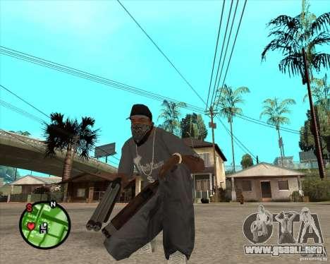 Repuesto nuevo para GTA San Andreas segunda pantalla