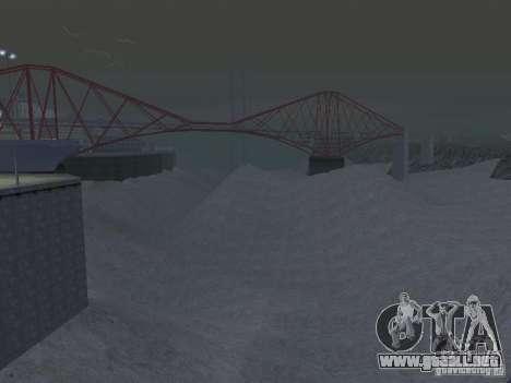 Sequía para GTA San Andreas segunda pantalla