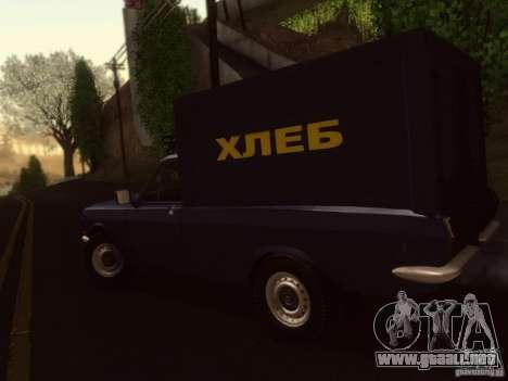 GAZ 24-12 pan van para GTA San Andreas left