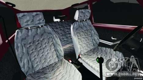 Vaz-21214 Niva (Lada 4 x 4) para GTA 4 vista interior
