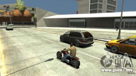 The Lost and Damned Bikes Revenant para GTA 4 visión correcta