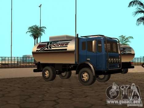 Tanque duna para visión interna GTA San Andreas