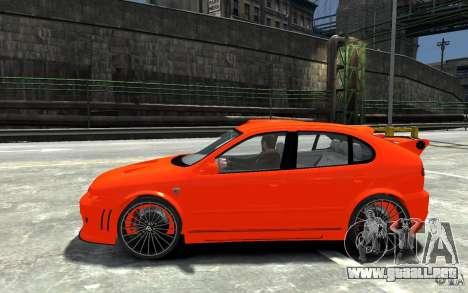 Seat Leon Cupra R para GTA 4 left