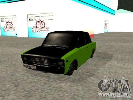 HUlK 2106 VAZ para GTA San Andreas