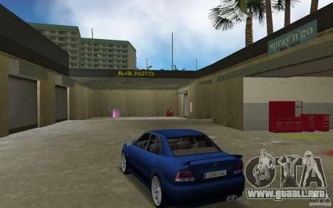 Mitsubishi Galant para GTA Vice City vista lateral izquierdo