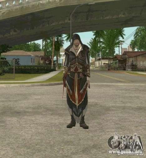 Assassins skins para GTA San Andreas décimo de pantalla