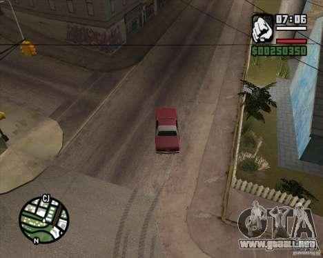 Cámara como en GTA Chinatown Wars para GTA San Andreas