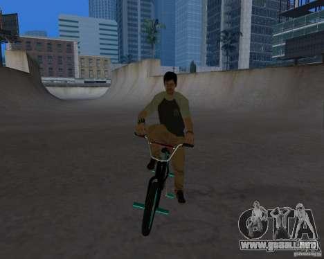 Tony Hawks Cole para GTA San Andreas