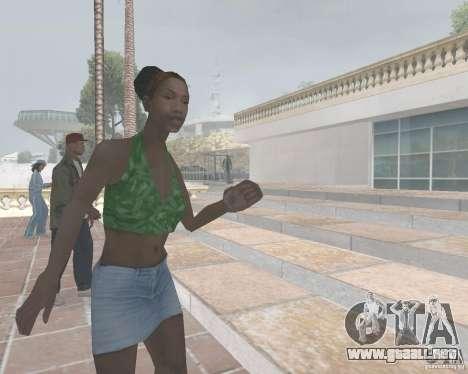 Madd Doggs party para GTA San Andreas sucesivamente de pantalla