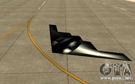B2-Stealth para GTA San Andreas left