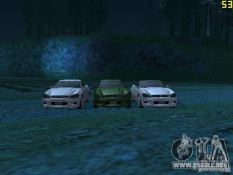 GTA IV Feltzer para GTA San Andreas left