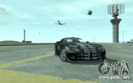 Dodge Viper Competition Coupe para GTA 4