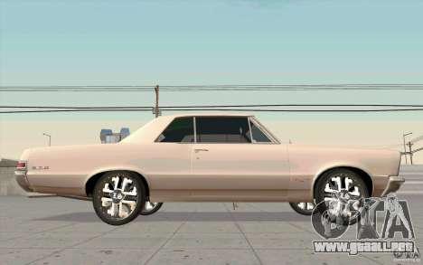 SPC Wheel Pack para GTA San Andreas décimo de pantalla