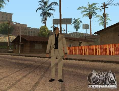 Red Dragon Clan Yakuza para GTA San Andreas tercera pantalla
