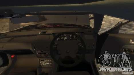 Mitsubishi Galant Stance para GTA 4 visión correcta