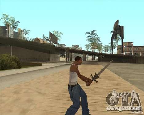 Frost morn para GTA San Andreas